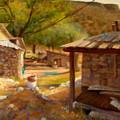 Below Taos 1 by Donelli  DiMaria