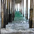 Below The Pier by Kristine McNamara