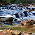 Below Toccoa Falls by Dennis Nelson