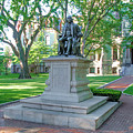 Ben Franklin - Upenn by Bill Cannon