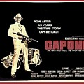 Ben Gazarra British 4 Sheet Theatrical Poster Capone 1975 Color Added 2016 by David Lee Guss