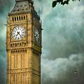 Ben In The Clouds by Sonia Stewart
