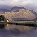 Ben Nevis Scotland by Donald Buchanan