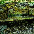 Bench Extraordinaire by Allen Nice-Webb