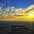 Bench With A View by Braden Moran