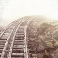 Bend In The Tracks by Natalie Rotman Cote