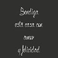 Bendiga Esta Casa  by Voros Edit