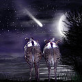 Beneath A Zebra Moon by Carol Cavalaris