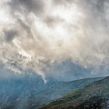Beneath Clouds Of Mount Washington 7496 by Dan Beauvais