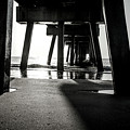 Beneath The Pier by Eric Christopher Jackson