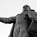 Benito Juarez Statue by Cora Wandel