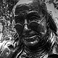 Benjamin Franklin Memorial by Tommy Anderson