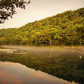Bennett Springs Reflections by Cricket Hackmann