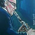 Benny Goodman by Bryan Bustard