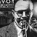 Benny Goodman by JL Vaden