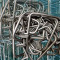 Bent Heavy Wire by Ron Bissett