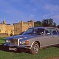 Bentley Automobile by Joe Rooney