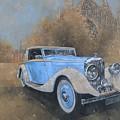 Bentley By Kellner by Peter Miller