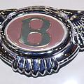 Bentley In Pink by Pamela Walrath