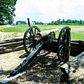 Bentonville Nc Confederate Artillery by Tommy Anderson
