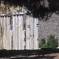 Bergama Asklepion Colonnade  by Bob Phillips