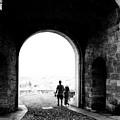 Bergamo Alta by Alfio Finocchiaro