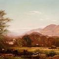 Berkshire Landscape by Arthur Parton