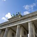 Berlin Brandenburger Tor by Compuinfoto