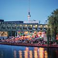 Berlin - Capital Beach Bar by Alexander Voss