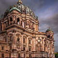 Berlin Cathedral At Dawn by Endre Balogh