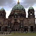 Berlin Dom by Daniel Peccia