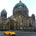 Berlin Dome by Renee Kilburn