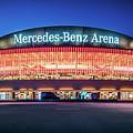 Berlin - Mercedes-benz Arena by Alexander Voss