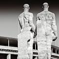 Berlin Olympiastadion - Berlin Olympic Stadium by Alexander Voss