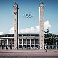 Berlin - Olympic Stadium by Alexander Voss
