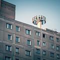 Berlin - Plattenbau by Alexander Voss