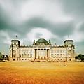 Berlin Reichstag Building by Alexander Voss