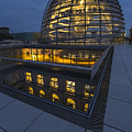 Reichstag Dome Terrace #1, Berlin, Germany by Philip Preston