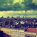 Berlin Roofscape by Alexander Voss