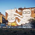 Berlin - Street Art by Alexander Voss