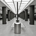 Berlin Tube Station - Brandenburg Gate by Silva Wischeropp