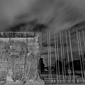 Berlin Wall  by Valerio Poccobelli