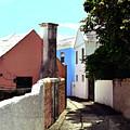 Bermuda Backstreet by Richard Ortolano