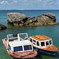 Bermuda Boats by Lori Goodwin