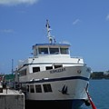 Bermuda Ferry The Bermudian by Carolyn Quinn