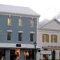 Bermuda Front Street Two by Ian  MacDonald