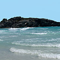 Bermuda South Shore Beach by Ian  MacDonald