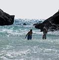 Bermuda Splash by Ian  MacDonald