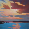 Bermuda Sunset by Dianne Panarelli Miller