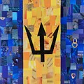 Bermudas Flag by Claudia Di Paolo
